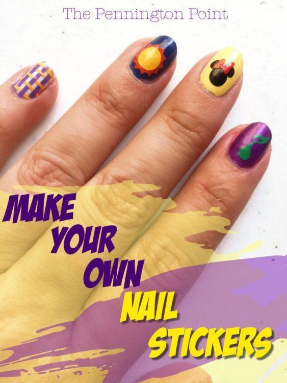 22-DIY-Nails-Stickers