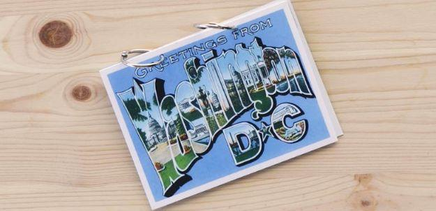 22-DIY-Postcard-Photo-Album