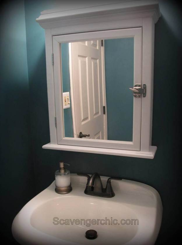 22-How-To-Create-A-Medicine-Cabinet-From-A-Mirror