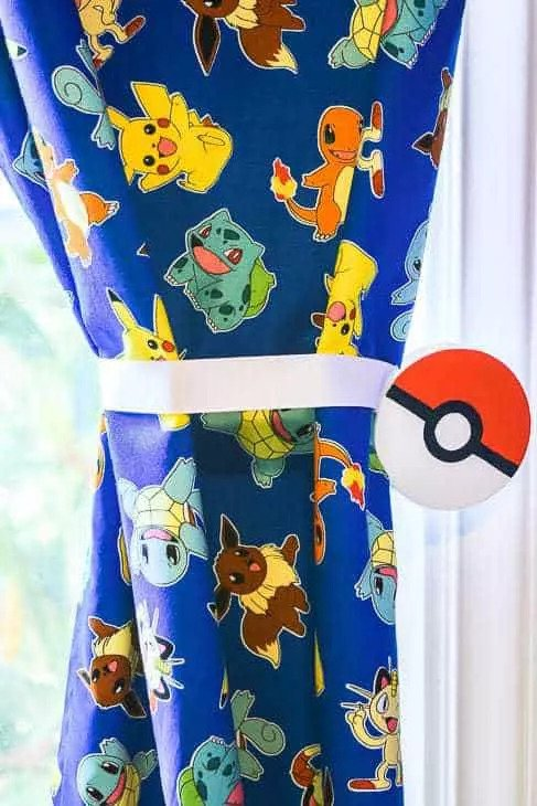 23-DIY-Pokemon-Magnetic-Curtain-Tie-Backs