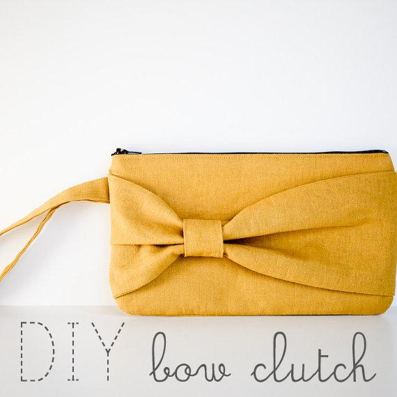 25-DIY-Bow-Clutch