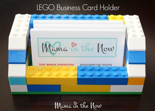 3-DIY-Lego-Business-Card-Holder