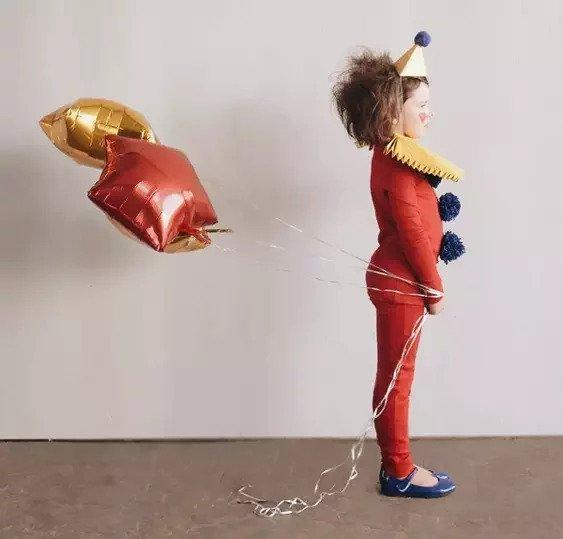 3-DIY-No-Sew-Kids-Clown-Costume