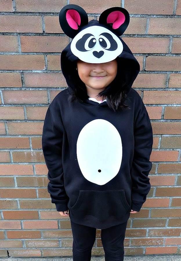 3-DIY-No-Sew-Panda-Costume-For-Kids