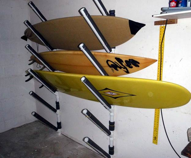 3-PVC-Pipe-Surfboard-Rack