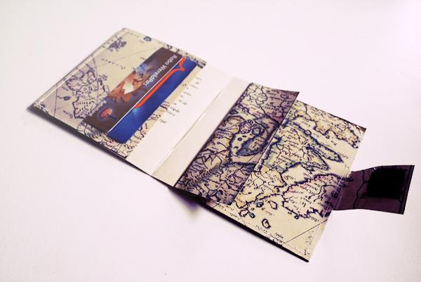 4-DIY-Map-Wallet