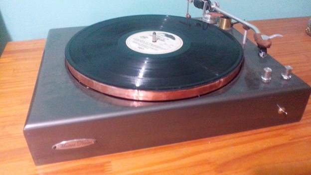 4-Homemade-Turntable