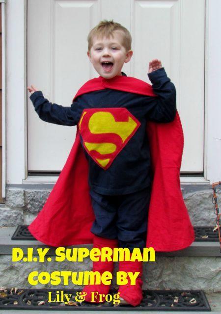 5-DIY-Superman-Halloween-Costume