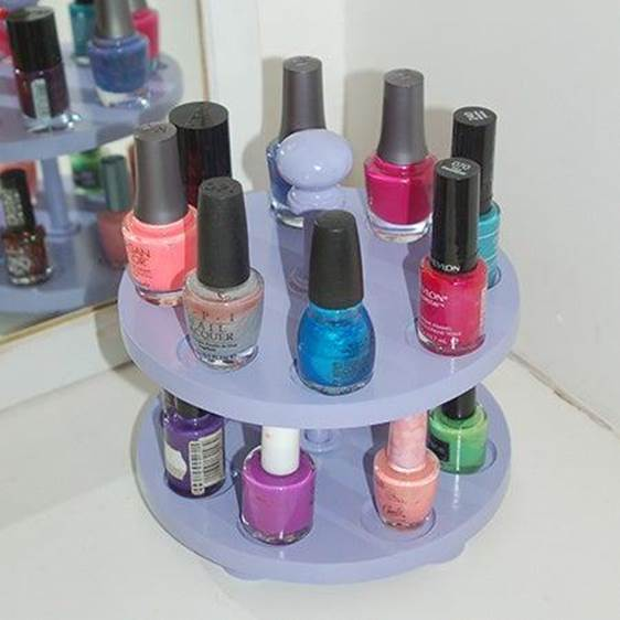 7-DIY-Nail-Polish-Carousel