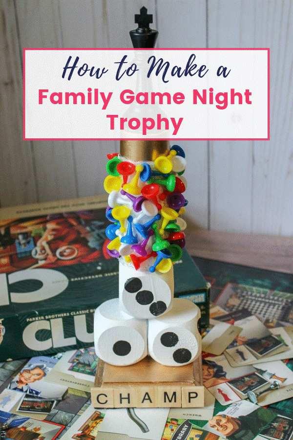 8-DIY-Family-Game-Night-Trophy