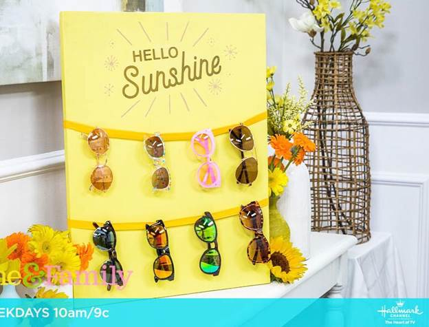 8-DIY-Sunshine-Sunglass-Holder