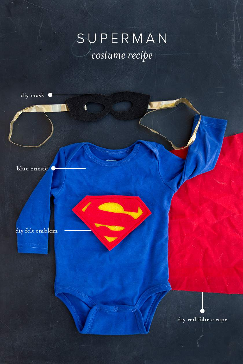 9-Superman-Costume-Idea-For-Baby