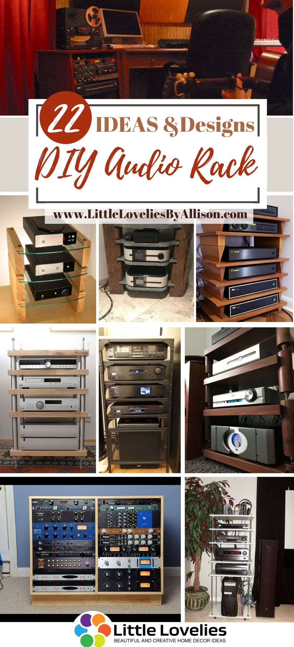 Best-DIY-Audio-Rack-Projects