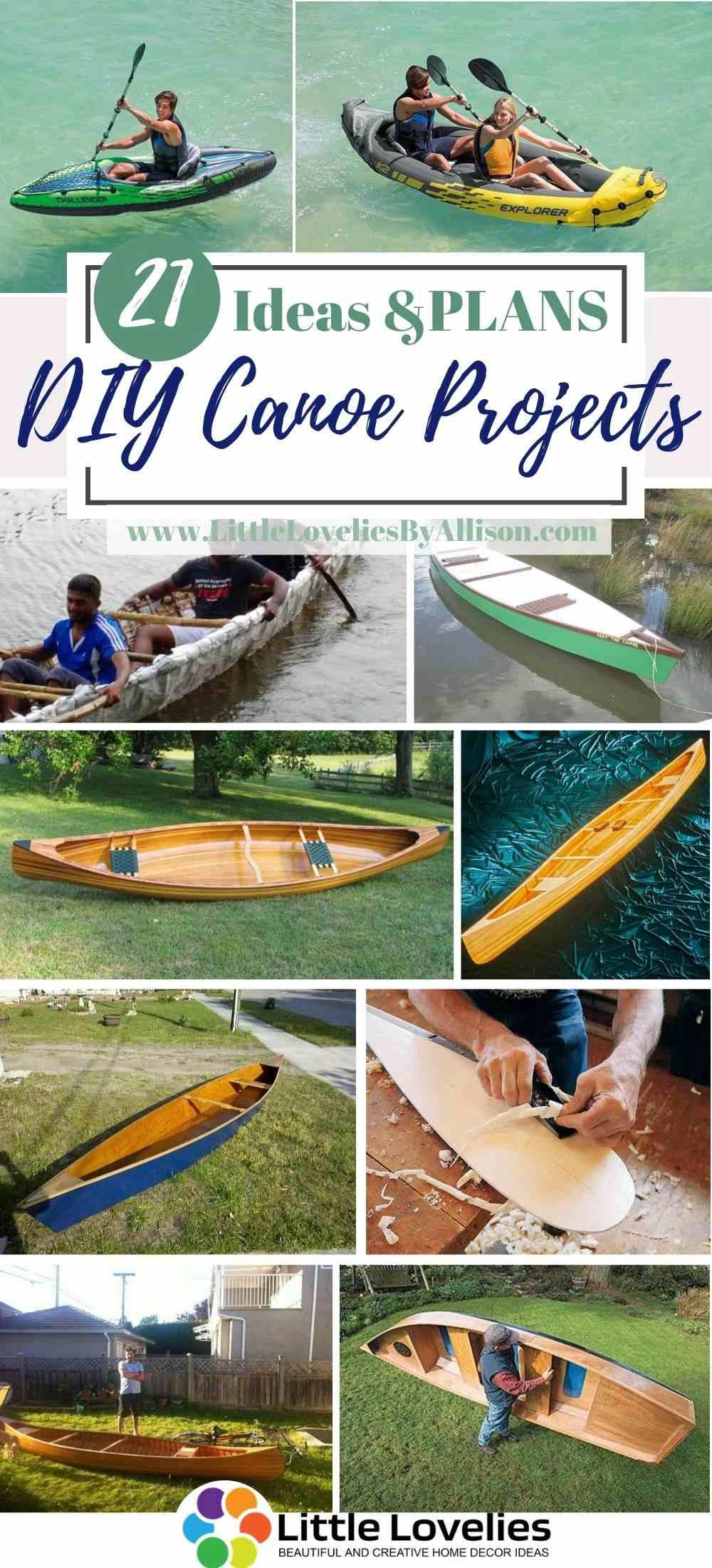 Best-DIY-Canoe-Projects