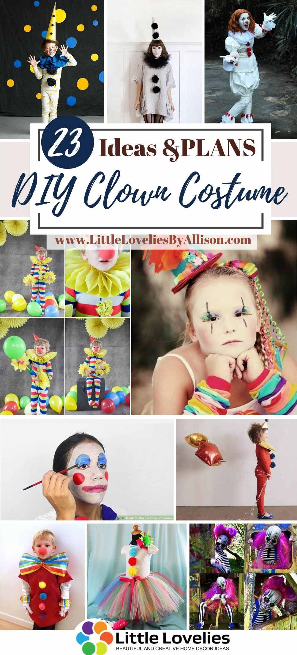 Best-DIY-Clown-Costume