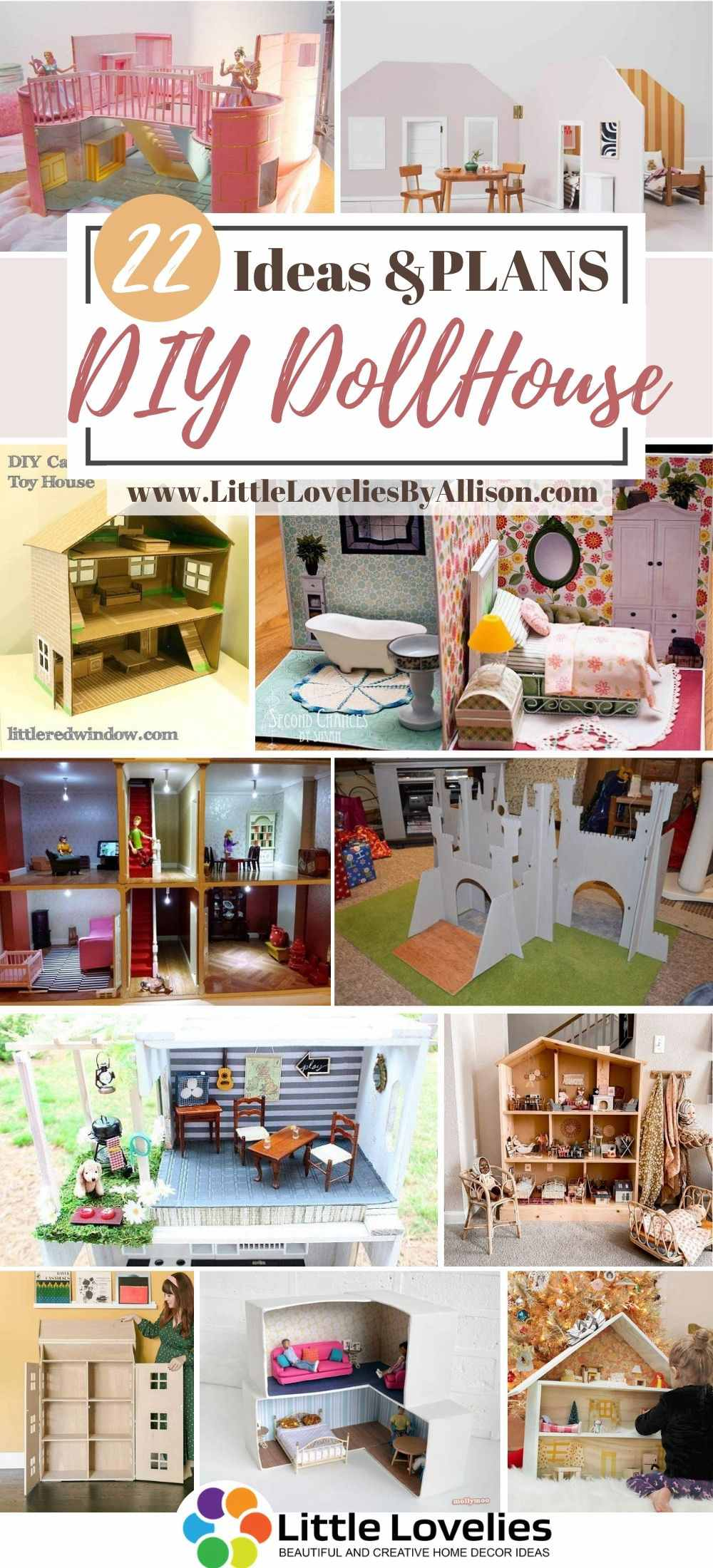 Best-DIY-DollHouse