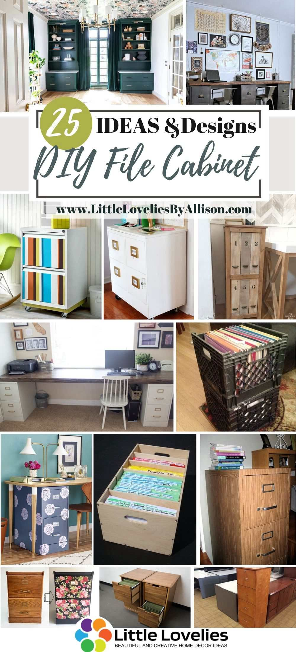 Best-DIY-File-Cabinet-Projects