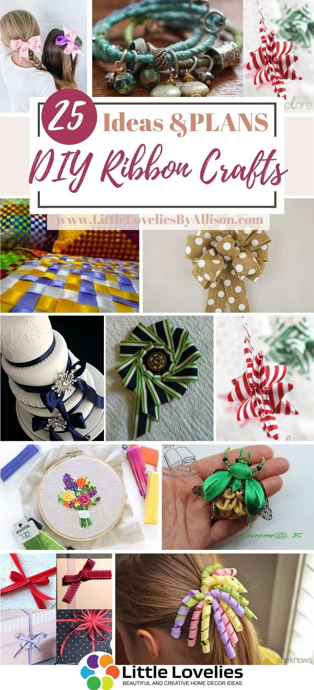 Best-DIY-Ribbon-Crafts