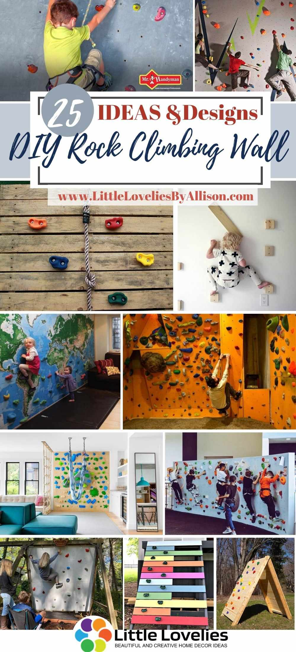 Best-DIY-Rock-Climbing-Wall