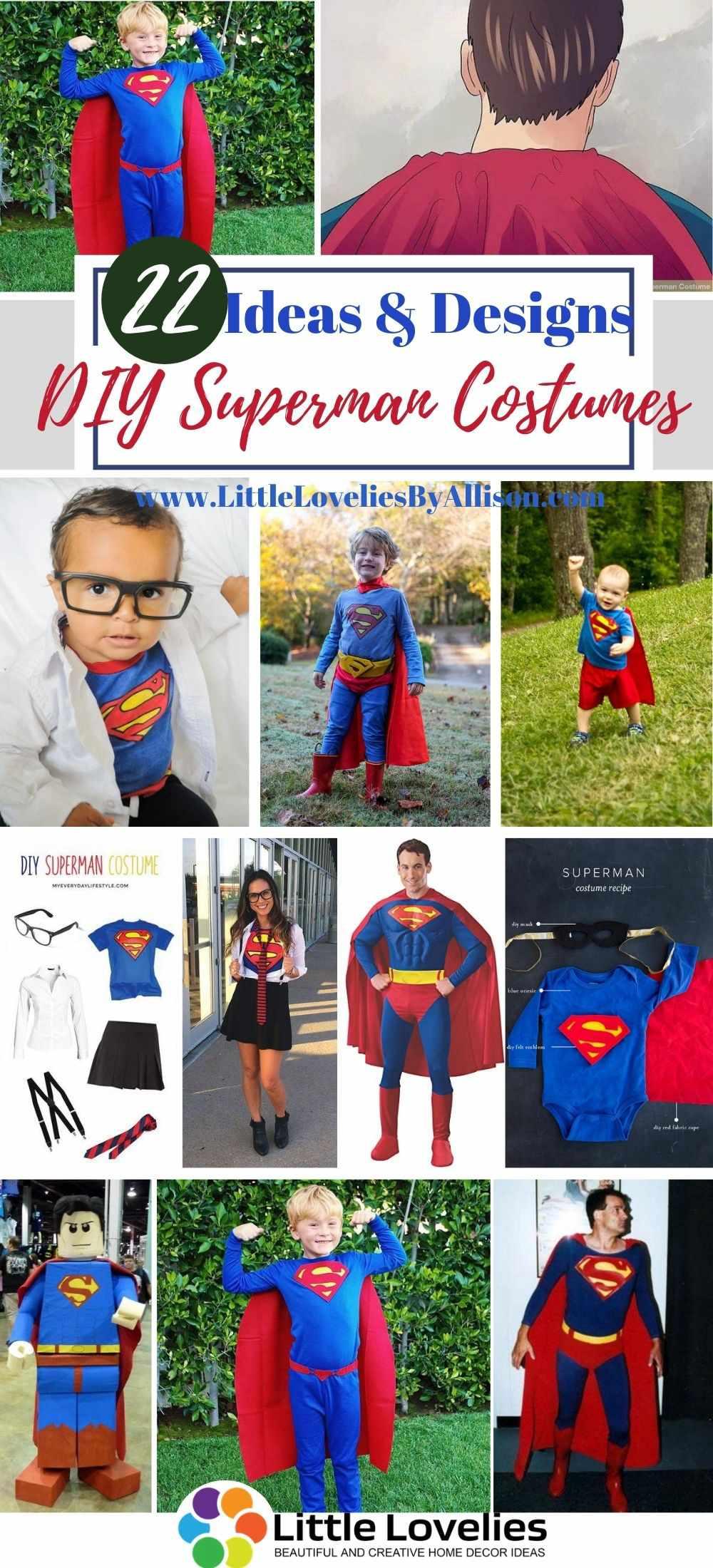 Best-DIY-Superman-Costumes