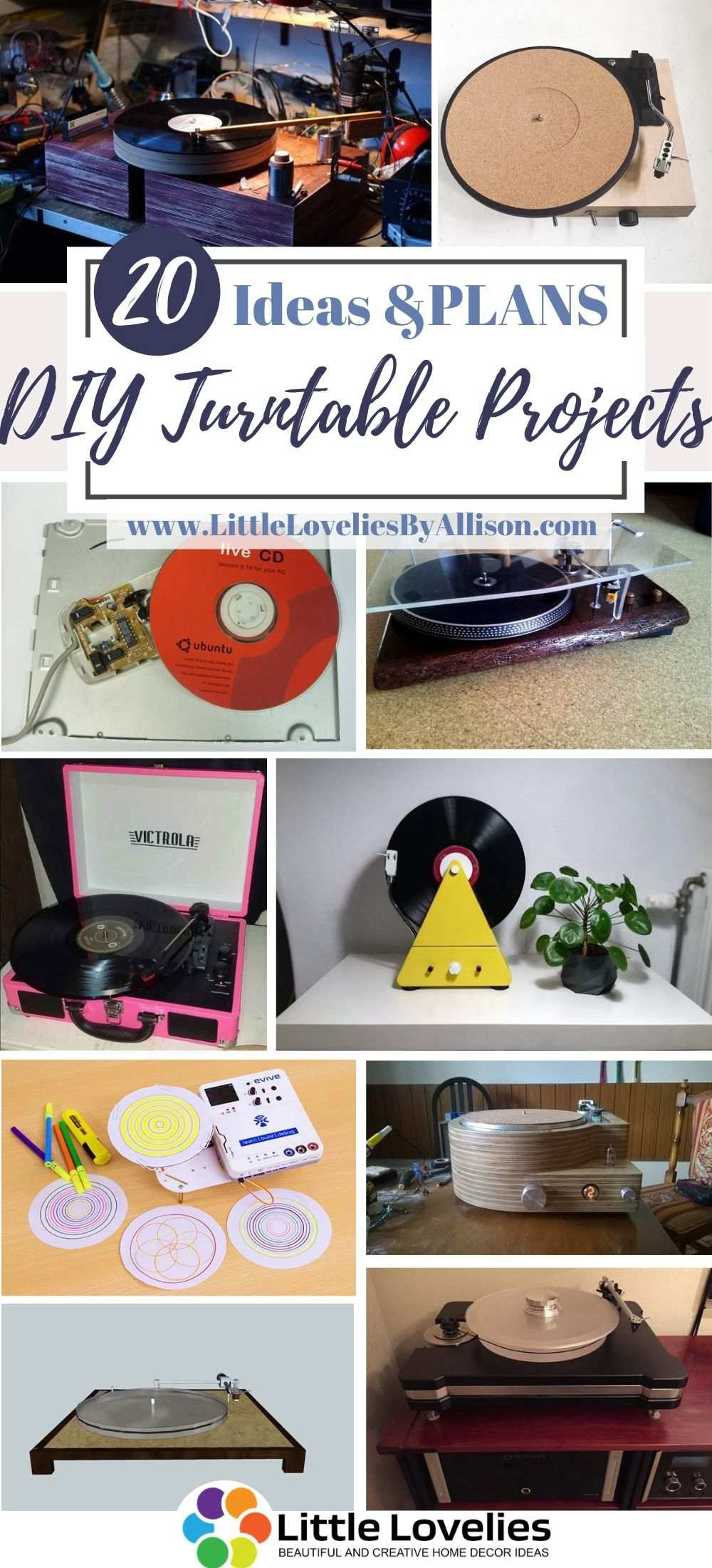 Best-DIY-Turntable-Projects