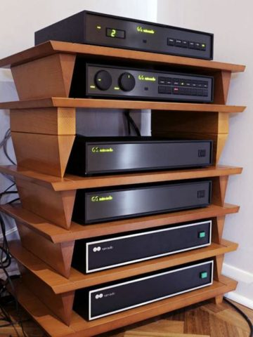 DIY Audio Rack Projects