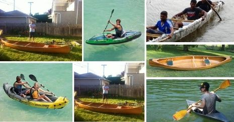 DIY-Canoe-Projects