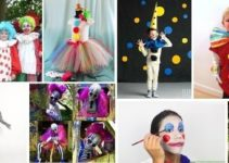 22 DIY Clown Costume – How To Make A Clown Costume At Home