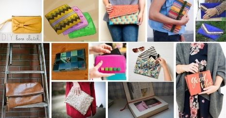 DIY-Clutches