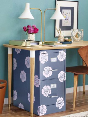 DIY File Cabinet Projects