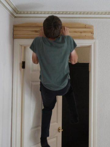 DIY Hangboard