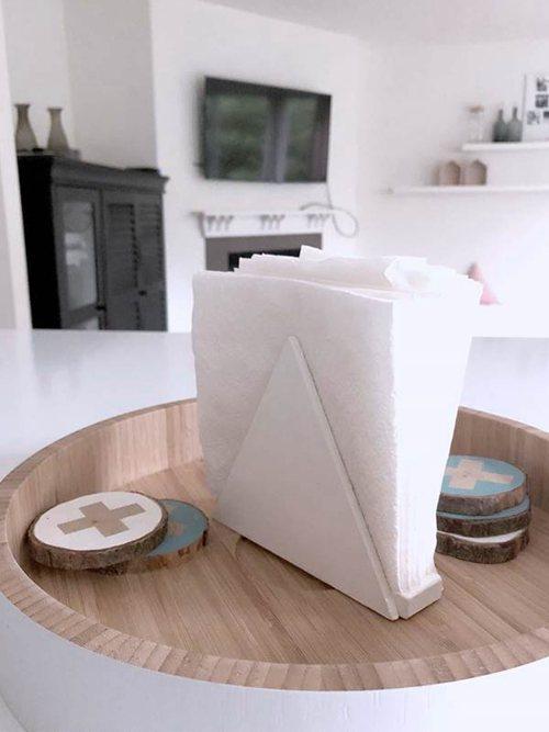 DIY Napkin Holder Projects