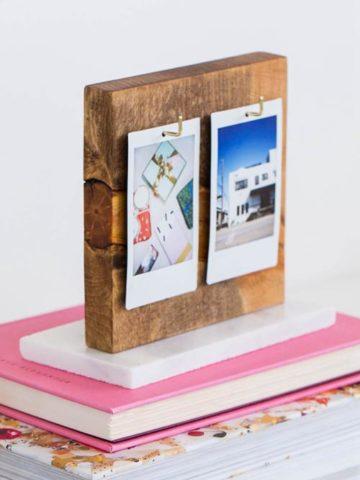DIY Photo Album Projects