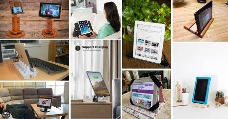 DIY-Tablet-Stand
