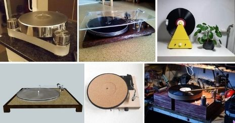 DIY-Turntable-Projects