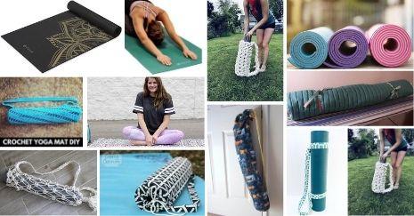 DIY-Yoga-Mat