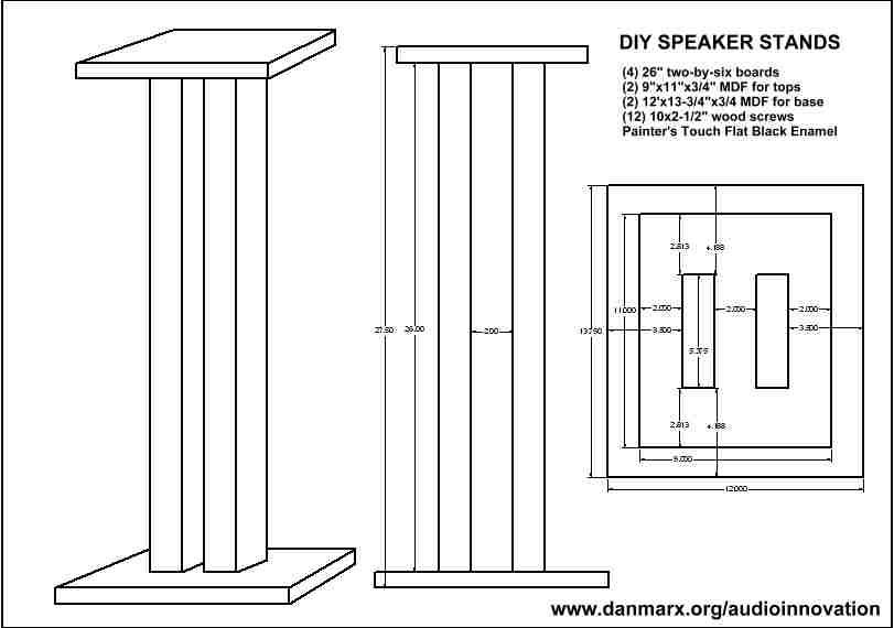 1-Twin-Speaker-Stands