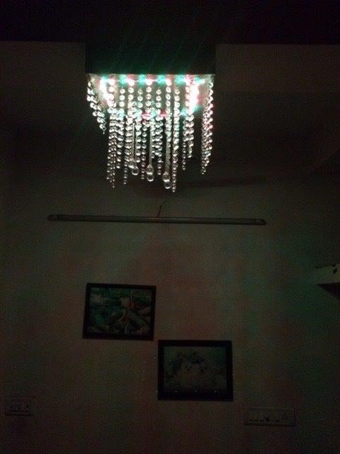 10. RGB Bluetooth Chandelier