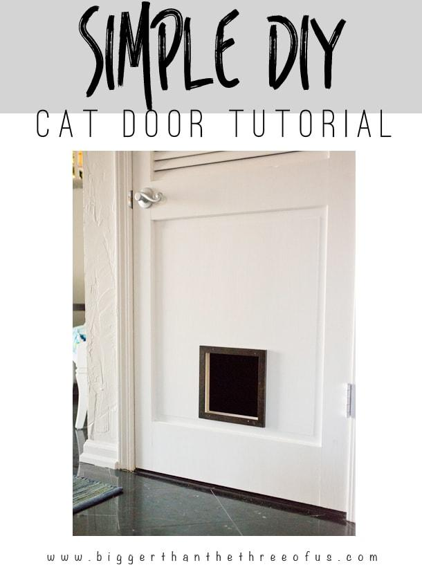 11-Simple-Cat-Door-Project