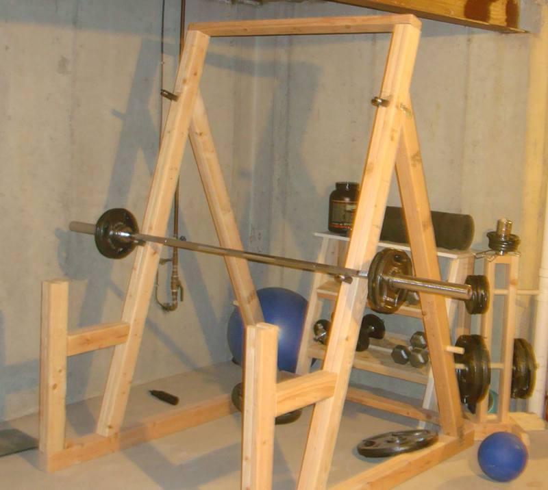 11.Home Gym