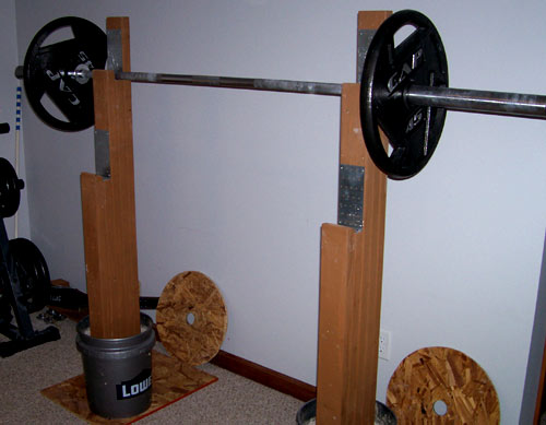 12. More Than Just Squat Stands