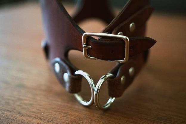 13-Making-A-Custom-Leather-Dog-Harness