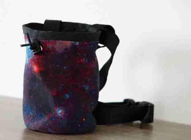 13. DIY Chalk Bag