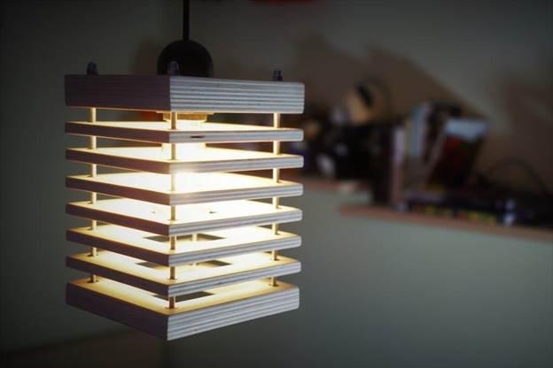 14-Modern-Wooden-Chandelier-DIY