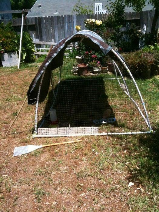 15-DIY-Chicken-Cage