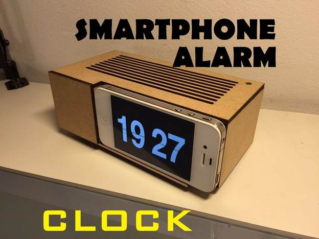15-DIY-Smartphone-Alarm-Clock