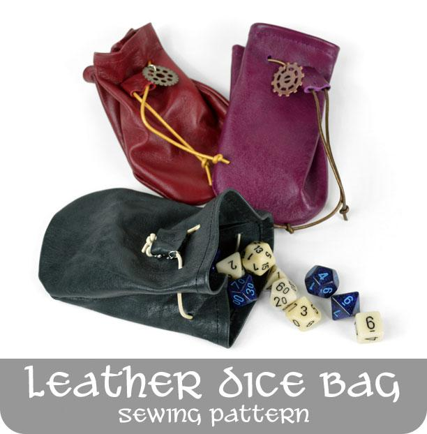 15-Leather-Dice-Bag-Sewing-Pattern