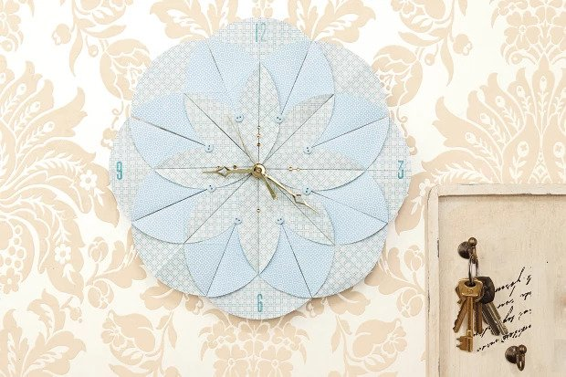 18-How-To-Make-A-Paper-Clock