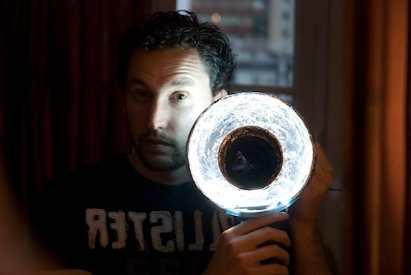 18. DIY Ring Flash
