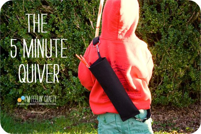 18. The 5 Minute Quiver